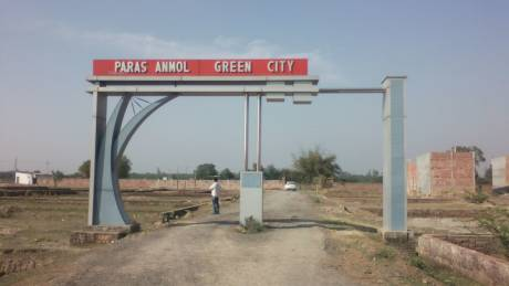 1000 sqft, Plot in Parasnath Paras Anmol Green City Lucknow Kanpur Highway, Lucknow at Rs. 9.0000 Lacs