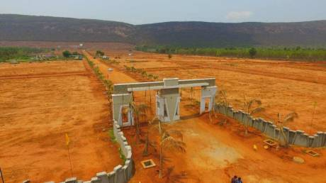 936 sqft, Plot in Builder Silpa hill view park Achutapuram, Visakhapatnam at Rs. 8.8400 Lacs