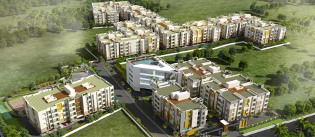 590 sqft, 1 bhk Apartment in Malles Aashira Perumbakkam, Chennai at Rs. 21.2400 Lacs