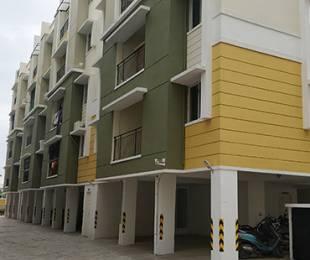 1220 sqft, 3 bhk Apartment in KG Earth Homes Thalambur, Chennai at Rs. 33.0000 Lacs