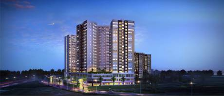 1455 sqft, 3 bhk Apartment in Godrej Azure Phase 2 Padur, Chennai at Rs. 57.0000 Lacs