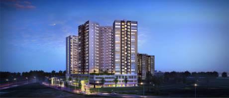 1001 sqft, 2 bhk Apartment in Godrej Azure Phase 2 Padur, Chennai at Rs. 39.0000 Lacs