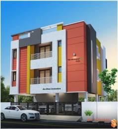 873 sqft, 2 bhk BuilderFloor in Builder Arunagiri Flats Medavakkam, Chennai at Rs. 44.5230 Lacs