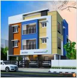 1195 sqft, 2 bhk BuilderFloor in Builder Sri konganar flats Medavakkam, Chennai at Rs. 59.0000 Lacs