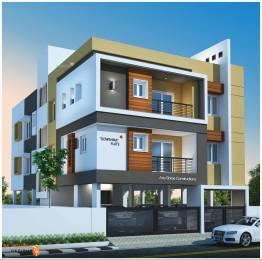 943 sqft, 2 bhk BuilderFloor in Builder Gowshika Flats Medavakkam, Chennai at Rs. 46.0000 Lacs