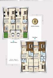 1060 sqft, 2 bhk BuilderFloor in Ashadeep Marigold Shahjahanpur, Neemrana at Rs. 28.0000 Lacs