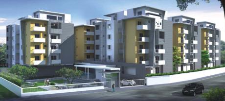 1515 sqft, 3 bhk Apartment in Nakshatra Celestia Jakkur, Bangalore at Rs. 75.7500 Lacs