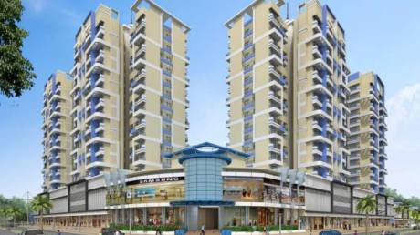 1000 sqft, 2 bhk Apartment in Arihant City Phase I Buiding A B C D D1 D2 H H1 H2 F Bhiwandi, Mumbai at Rs. 66.0000 Lacs