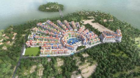 810 sqft, 2 bhk Apartment in Provident Adora De Goa 8 Dabolim, Goa at Rs. 48.0000 Lacs