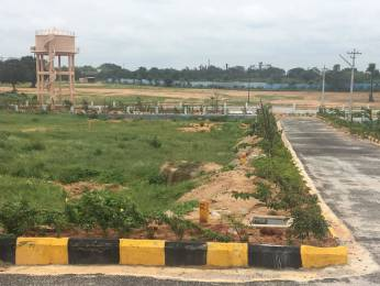 1602 sqft, Plot in Sukshanti Imperial City Tukkuguda, Hyderabad at Rs. 31.1500 Lacs