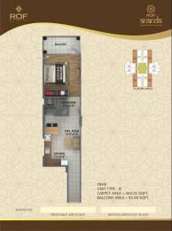 447 sqft, 1 bhk Apartment in  Ananda Sector 95, Gurgaon at Rs. 14.0000 Lacs