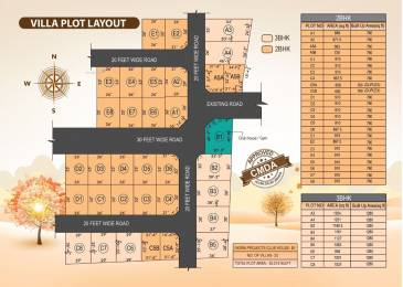 760 sqft, 2 bhk Villa in Builder Project Manivakkam, Chennai at Rs. 49.0000 Lacs