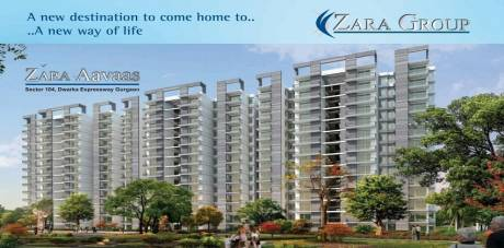 780 sqft, 3 bhk Apartment in Perfect Zara Aavaas Sector 104, Gurgaon at Rs. 26.3500 Lacs