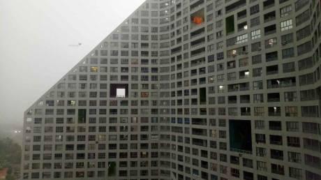 1001 sqft, 2 bhk Apartment in Amanora Future Towers Hadapsar, Pune at Rs. 88.0000 Lacs