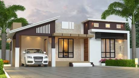 1247 sqft, 3 bhk Villa in Builder BMKR VILLAS Channasandra Main, Bangalore at Rs. 56.1150 Lacs