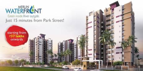 688 sqft, 2 bhk Apartment in Merlin Waterfront Howrah, Kolkata at Rs. 39.7733 Lacs