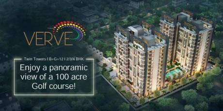 892 sqft, 2 bhk Apartment in Merlin Verve Tollygunge, Kolkata at Rs. 48.1680 Lacs