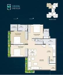 1966 sqft, 3 bhk Apartment in Mandot Sumeru Silverleaf Pal Gam, Surat at Rs. 18000