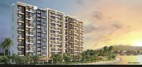 1657 sqft, 3 bhk Apartment in Kalpataru Waterfront Panvel, Mumbai at Rs. 30000