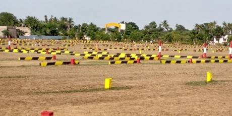 600 sqft, Plot in Builder Project Arakkonam North, Chennai at Rs. 2.7000 Lacs