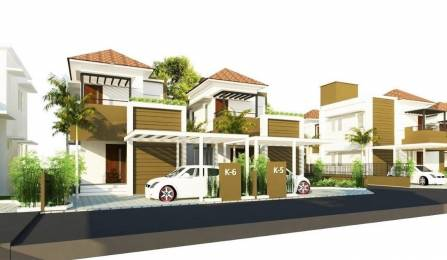 1067 sqft, 3 bhk Villa in Builder omg lifestyles Kalleppully Venoli Road, Palakkad at Rs. 35.4000 Lacs