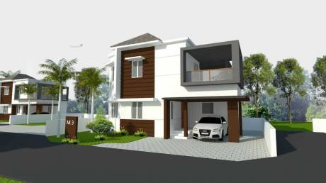 1486 sqft, 3 bhk Villa in Builder OMG MAGNUS Vaniamkulam Mannanur Road, Palakkad at Rs. 42.9000 Lacs