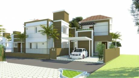 1089 sqft, 3 bhk Villa in Builder omg lifestyles Kalleppully Venoli Road, Palakkad at Rs. 35.4000 Lacs
