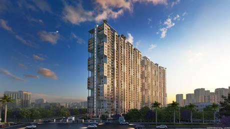 900 sqft, 2 bhk Apartment in Mahagun Montage Crossing Republik, Ghaziabad at Rs. 24.6240 Lacs