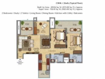1426 sqft, 2 bhk Villa in Mahagun Meadows Villa Sector 150, Noida at Rs. 1.6000 Cr