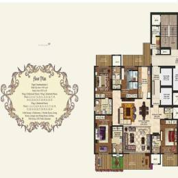 3325 sqft, 4 bhk Apartment in Mahagun Manorial Sector 128, Noida at Rs. 2.9900 Cr