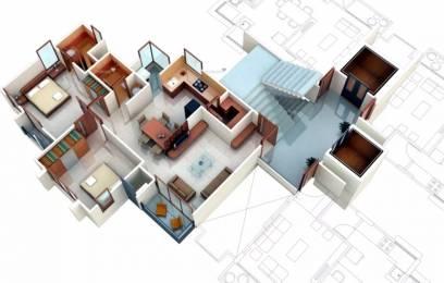 1254 sqft, 2 bhk Apartment in Pratham Bluets Alkapuri, Vadodara at Rs. 15000