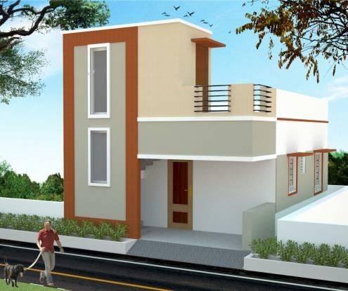 600 sqft, 2 bhk Villa in SPE Mono City Poonamallee, Chennai at Rs. 24.0000 Lacs
