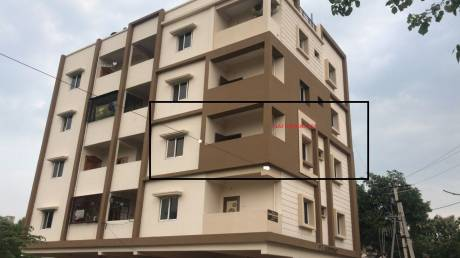 1250 sqft, 2 bhk Apartment in Builder Project Tadigadapa Main Road, Vijayawada at Rs. 14000