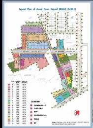 963 sqft, Plot in Builder Project Ansal Town, Karnal at Rs. 15.5150 Lacs