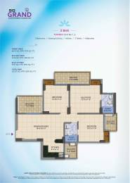 1295 sqft, 3 bhk Apartment in SG Grand Raj Nagar Extension, Ghaziabad at Rs. 36.2600 Lacs
