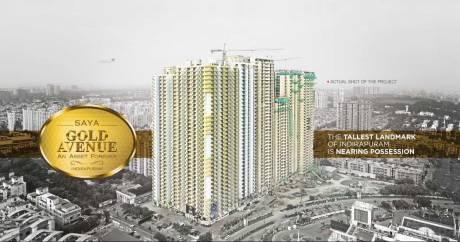 1080 sqft, 2 bhk Apartment in Saya Gold Avenue Vaibhav Khand, Ghaziabad at Rs. 69.0000 Lacs