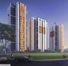 919 sqft, 2 bhk Apartment in Ambuja Uddipa Dum Dum, Kolkata at Rs. 46.8690 Lacs