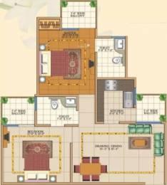 950 sqft, 2 bhk Apartment in SVP Gulmohur Garden Raj Nagar Extension, Ghaziabad at Rs. 26.6050 Lacs