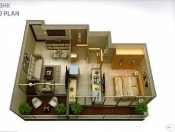 690 sqft, 1 bhk Apartment in Builder Project Dronagiri, Mumbai at Rs. 37.0000 Lacs