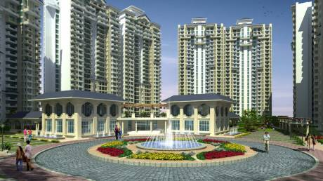 1310 sqft, 2 bhk Apartment in Ramprastha The Edge Towers Sector 37D, Gurgaon at Rs. 68.0000 Lacs