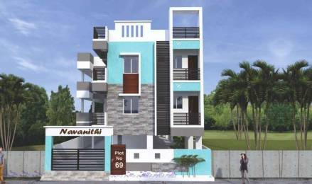 830 sqft, 2 bhk Apartment in Builder Navanithi Apartment tambaram west, Chennai at Rs. 35.0000 Lacs