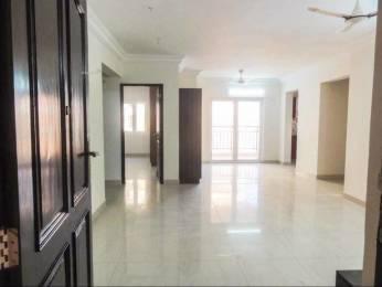 1800 sqft, 3 bhk Apartment in SMR Vinay Prangan Madhapur, Hyderabad at Rs. 80000