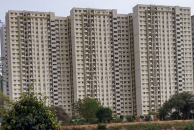 1198 sqft, 3 bhk Apartment in Mantri Celestia Nanakramguda, Hyderabad at Rs. 30000