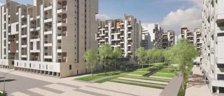 1080 sqft, 2 bhk Apartment in Rohan Abhilasha Building E Wagholi, Pune at Rs. 12500