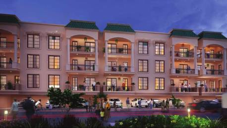 1630 sqft, 3 bhk BuilderFloor in Builder Omaxe metro city Kalli Pashchim, Lucknow at Rs. 42.9000 Lacs