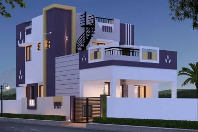 1300 sqft, 3 bhk IndependentHouse in Builder MK BUILDERS Saravanampatty, Coimbatore at Rs. 54.8000 Lacs