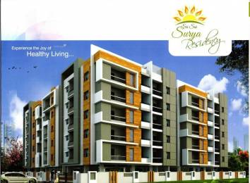 1380 sqft, 3 bhk Apartment in Builder sri sai surya enclave Bakkanapalem Road, Visakhapatnam at Rs. 53.2500 Lacs
