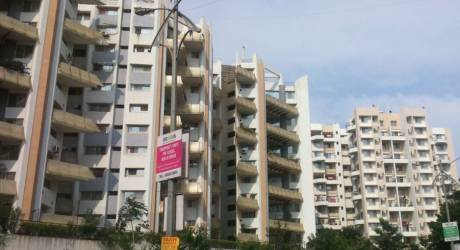 1050 sqft, 2 bhk Apartment in RK RK Lunkad Nisarg Raj CHS Dange Chowk, Pune at Rs. 16000