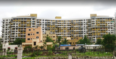 1100 sqft, 2 bhk Apartment in Builder Project Thergaon, Pune at Rs. 16000
