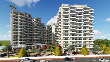 1710 sqft, 3 bhk Apartment in Shaurya Ananda Sector 86, Mohali at Rs. 61.5000 Lacs